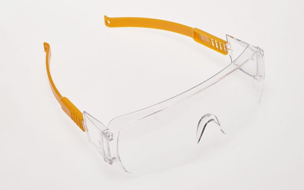 Óculos certificados